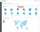Atalhos no Painel Administrativo para Opencart 2.0